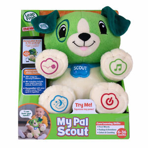 NEW: LeapFrog My Pal Scout -