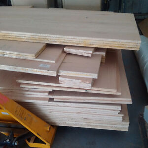 "Oak Plywood sheets .750"" Kitchener / Waterloo Kitchener Area image 2"