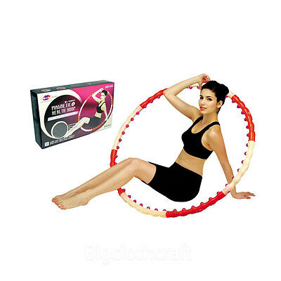 Health Magnetic Weighted Hula Hoola Hoop?-No box- Step2