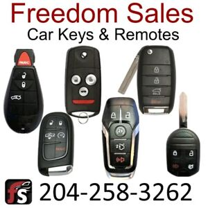 FREEDOM SALES -  Quality Keys Guaranteed!