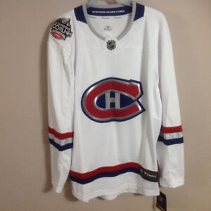 CANADIENS JERSEY 100 YEARS CLASSIC JERSEY