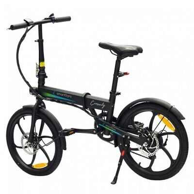 Bicicleta eléctrica smartGyro Ebike Crosscity