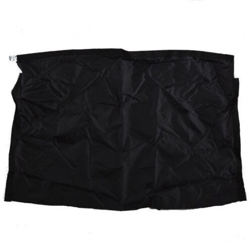 "Manfrotto Avenger I760B 24 "" x 36 "" Black Flag Cover Black (23 5/8in x 35 3/8in)"