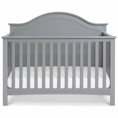 Carter's By DaVinci Nolan 4-in-1 Convertible Crib in Gray