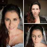 Airbrush Makeup Artist | Maquilleuse Coiffeuse aérographe