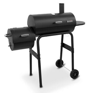 Char-Broil American Gourmet Charcoal Smoker Grill, New