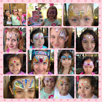 FACE PAINTING by GiggleFace :) Just $80 per hour, tons of fun!