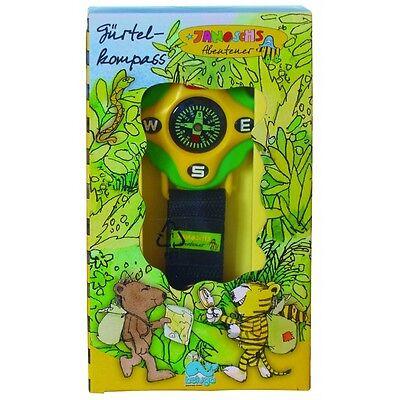★ Janosch Gürtelkompass Kompass für kleine Abenteurer Kinder Spielzeug NEU ★