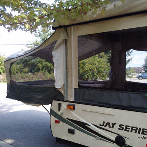 Jayco 1207 UD Travel Trailer, Sleep 8