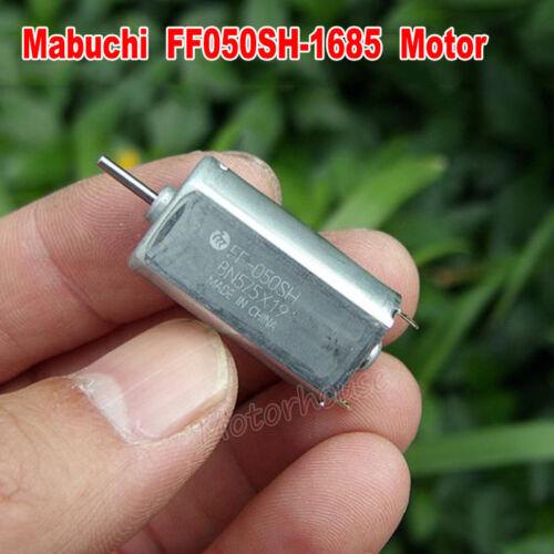 MABUCHI FF-050SH-1685 DC 5V 6V 17200RPM Micro Mute Motor Car AV CD DVD Player