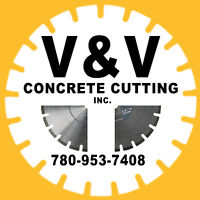 Concrete cutting:HYDRAULIC hand,ring,chain sawing.Core drilling.