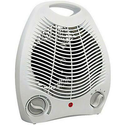 1500W Portable Mini Electric Space Heater Home Heating Fan Forced Small Quiet