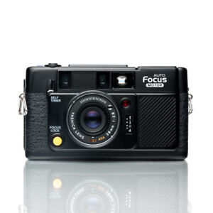 Yashica Full Automatic 35mm Film Point & Shoot | Lomo Lomography