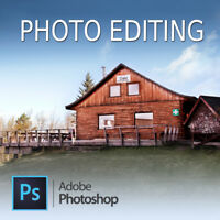 PHOTO EDITING Services / PHOTOSHOP Experts