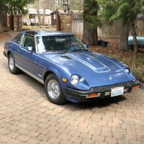 1981 Datsun 280 ZX 2+2 for sale $13,400