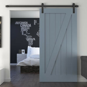 BARN DOOR SALE: Modern Rustic and SOLID Wood