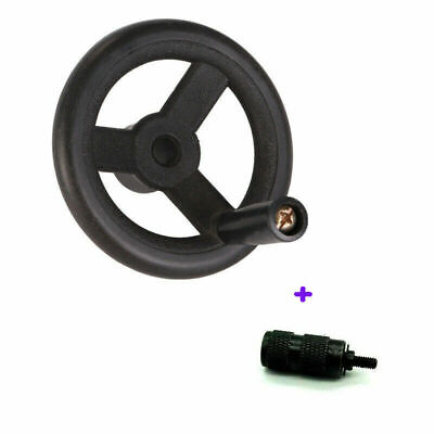 Bridgeport Milling Machine Feed Plastic Hand Wheel 1 Reverse Knob Cnc Mill Tool