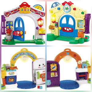Fisher-Price Laugh & Learn Learning Home and Kitchen Playset