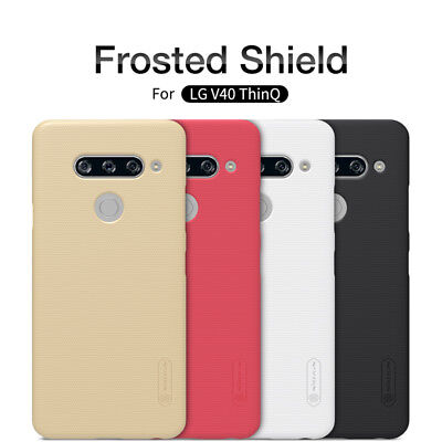 Nillkin Matte Hard Slim Best Thin PC Back Cover Case Shield For LG V30 V40