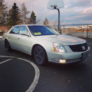 2007 Cadillac DTS for trade