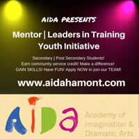 Youth Initiative to earn community service credit
