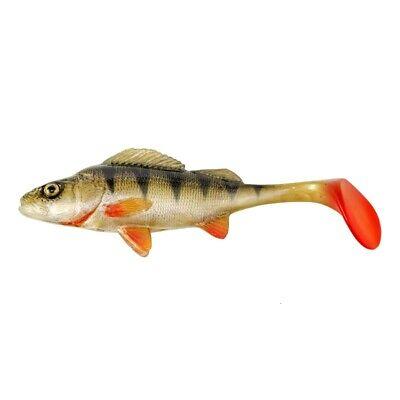 Angry Perch 19.5cm /Pike/Soft Lure/Realistic Handmade*WWW.SPINNINGPARADISE.COM*