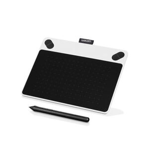 NEW Wacom Intuos Draw Graphics Tablet - White