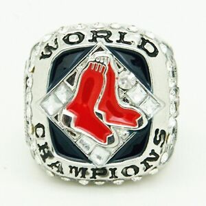 Boston Red Sox World Series Champs 2007 Replica Rings