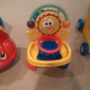 Fisher Price Ride on Toy $10