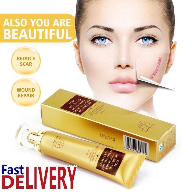 LanBeNa TCM Acne Scar Mark Removal Cream Ointment Facial Ble