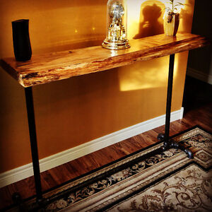 Handcrafted wood decor and furniture London Ontario image 6
