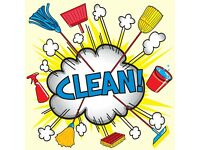 Male cleaner available for daily/weekly house cleaning & end of tenancy cleans