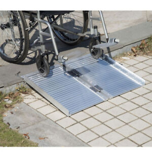 Wheelchair Ramps - Aluminum - Free Delivery in Ontario!