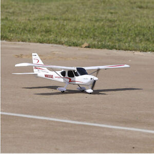 BRAND NEW R/C SPORTSMAN S+  READY TO FLY ELECTRIC AIRPLANE