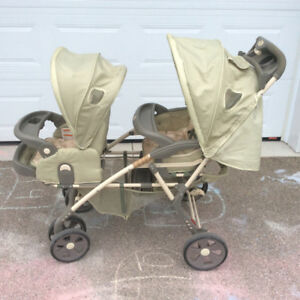 Safety 1st Double Stroller For Sale