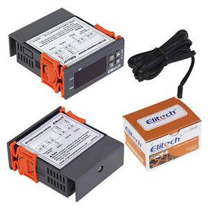 Digital STC-1000 All-Purpose Temperature Heating Controller Thermostat Aquarium