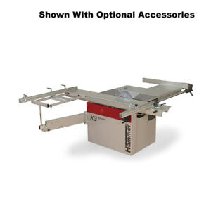 Hammer K3 Winner Sliding Table Saw