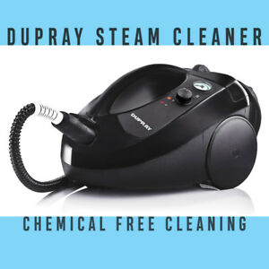 Dupray Professional Steam Cleaner for RENT - steam cleaning