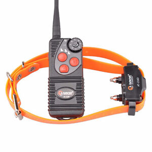 600 Yard WATERPROOF 7 LEVEL SHOCK VIBRATION COLLAR AT-216d