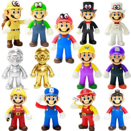 2019 Gifts High quality Cute Super Mario Bros Luigi Mario Ac