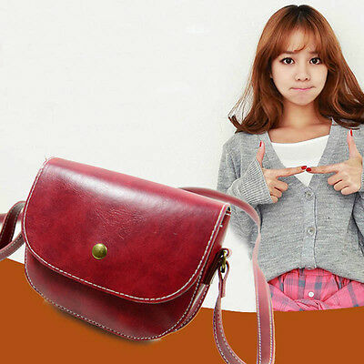 Fashion Women Shoulder Bag Leather Clutch Handbag Tote Purse Hobo Messenger Bag