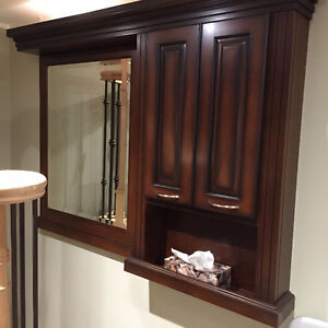 Over the toilet cabinet buy sell items tickets or for Bathroom cabinets kijiji
