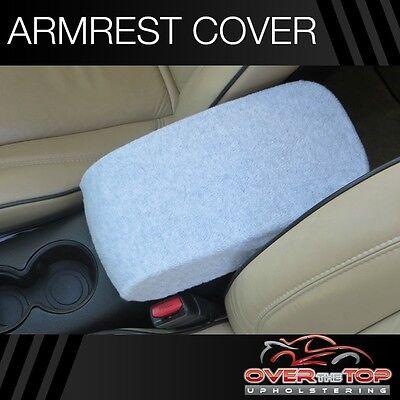 Ford Explorer (J2T) LIGHT GRAY Armrest Cover For Console Lid -