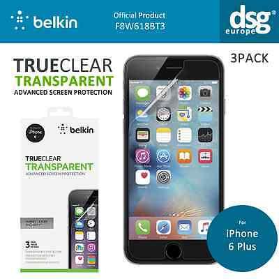 BELKIN SCREEN GUARD LCD PROTECTOR FOR APPLE IPHONE 6 PLUS 5.5