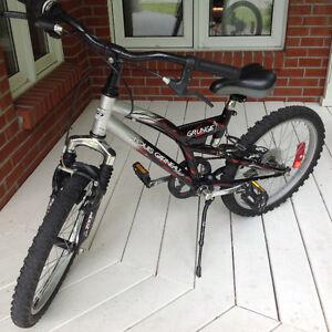 Vélo Louis Garneau Grunge garçon - roues 20 pouces