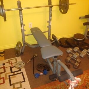 old bench press for 40$