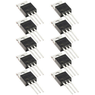 10 Kit Irf3205 Fast Switching Power Mosfet Transistor N-channel Set Replacement