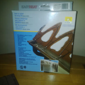 EasyHeat Roof and Gutter Di-Icing Kit