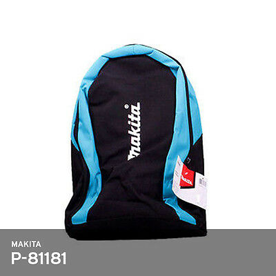 Makita P-81181 Electrician Construction Craftsman Tool Backpack Bag for HM0810T