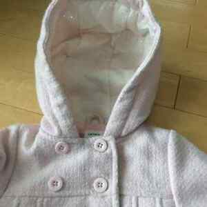 Carters girls pink jacket size 3